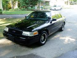 jtewrxs 2001 Ford Crown Victoria