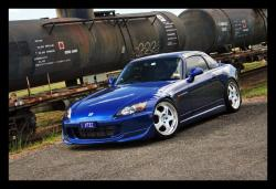 s2krazyvtecs 2000 Honda S2000