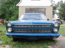 Miadaskate20s 1966 Mercury Comet