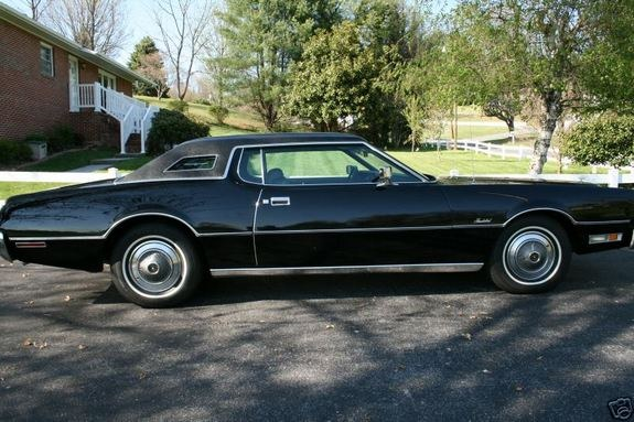 Powerstrokin250's 1973 Ford Thunderbird