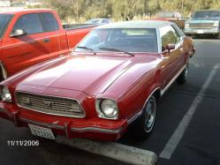 marines_gurl 1974 Ford Mustang II