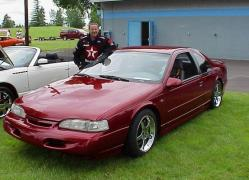 SCV8BIRD 1994 Ford Thunderbird