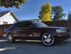 EXONDUBZs 1990 Lexus LS