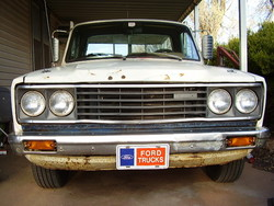 mikeystoy 1981 Ford Courier