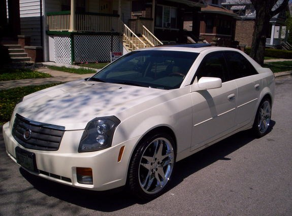 lac on dubz 2003 cadillac cts specs photos modification. Black Bedroom Furniture Sets. Home Design Ideas