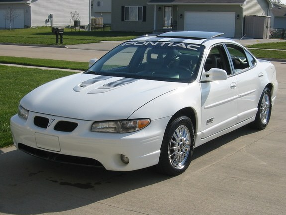 gtp se 2001 pontiac grand prix specs photos modification info at cardomain cardomain