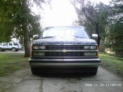pan-Tdroppers 1988 GMC Sierra 1500 Regular Cab