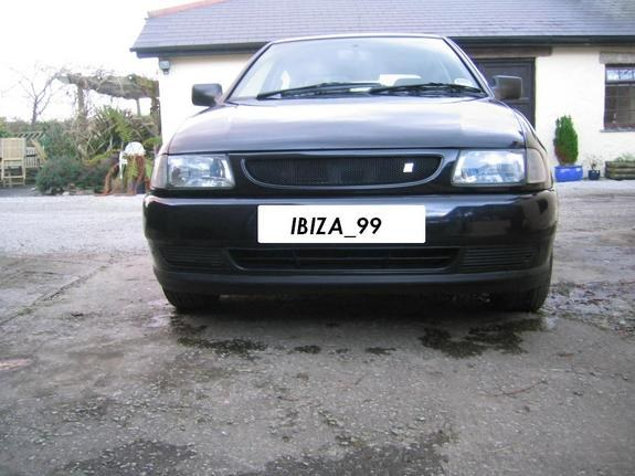 ibiza 99 39 s 1999 seat ibiza in cornwall. Black Bedroom Furniture Sets. Home Design Ideas