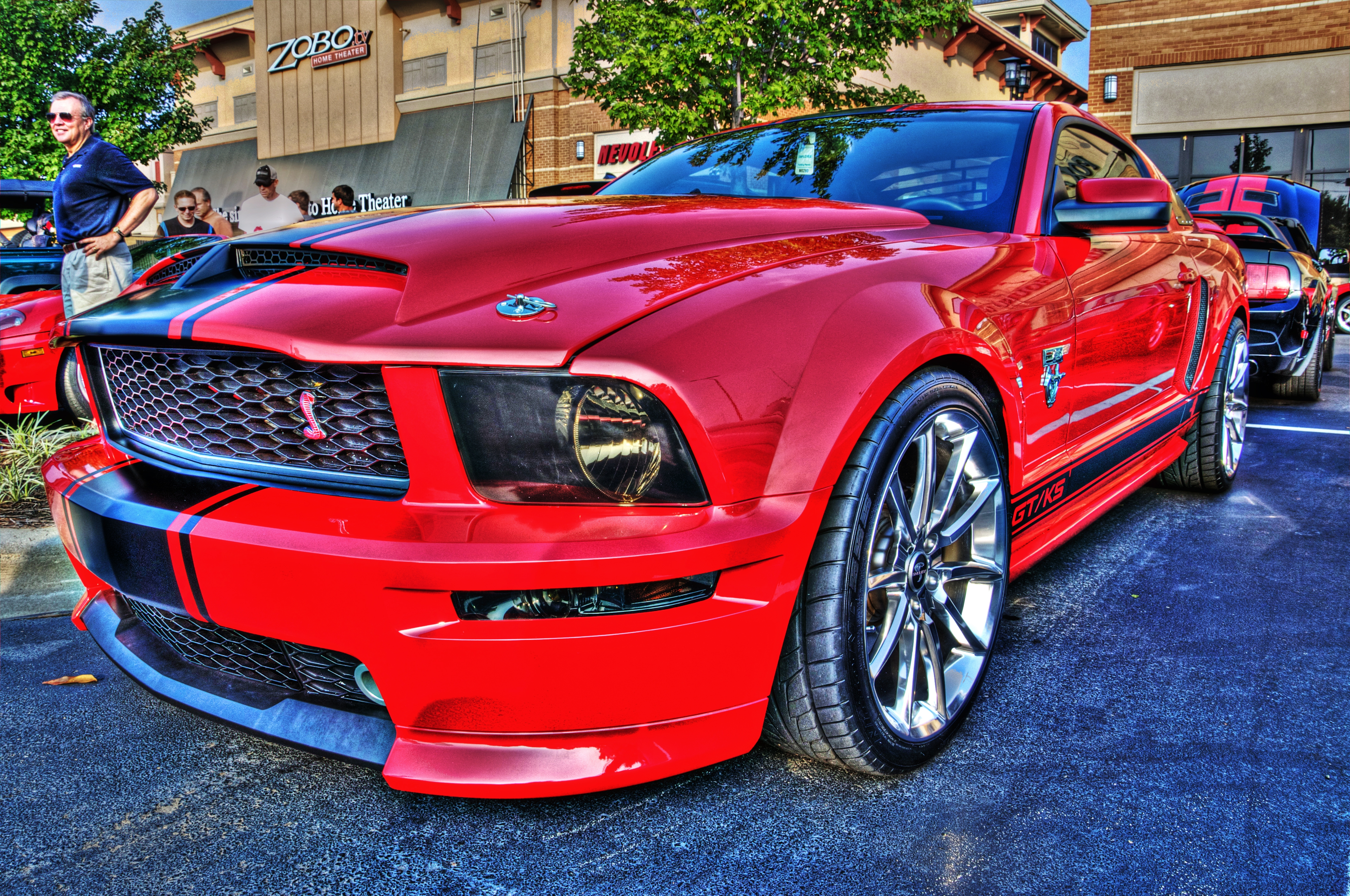 Another Mowat07 2009 Ford Mustang post... - 10297342