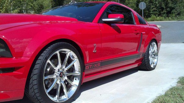 Another Mowat07 2009 Ford Mustang post... - 10297348