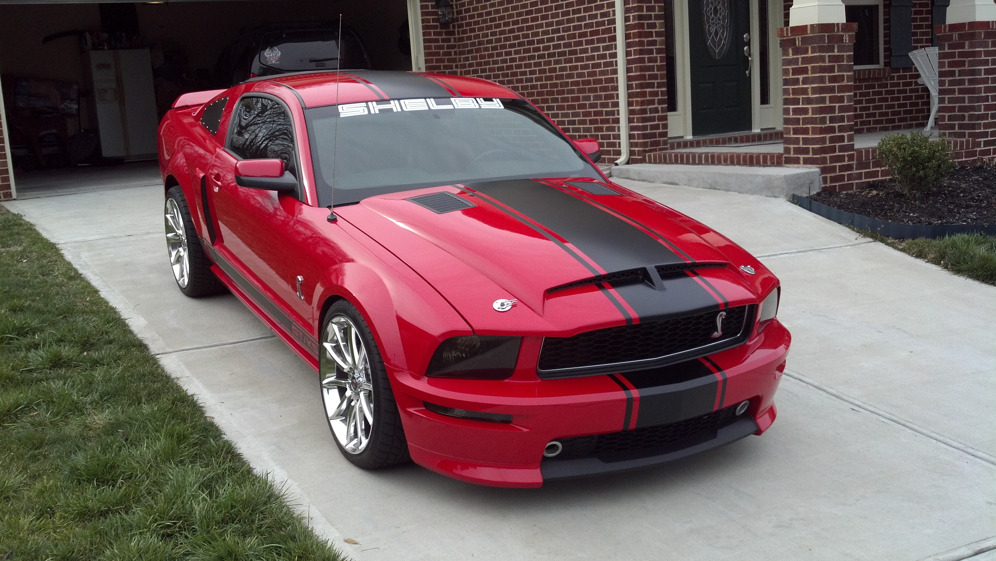Mowat07 2009 Ford Mustang