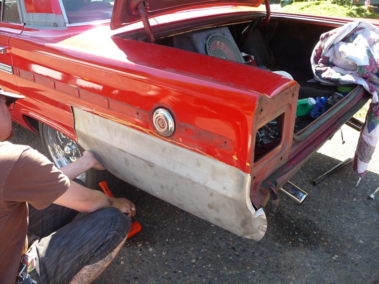 christine: 1966 plymouth belvedere 2 daily driver and built not bought 1966