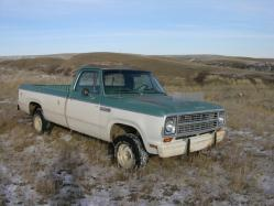Dodgezilla79s 1979 Dodge Power Wagon