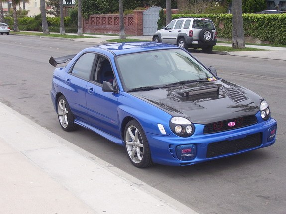wrx treme 2002 subaru impreza specs photos modification. Black Bedroom Furniture Sets. Home Design Ideas