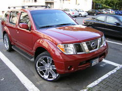 that-boys 2005 Nissan Pathfinder