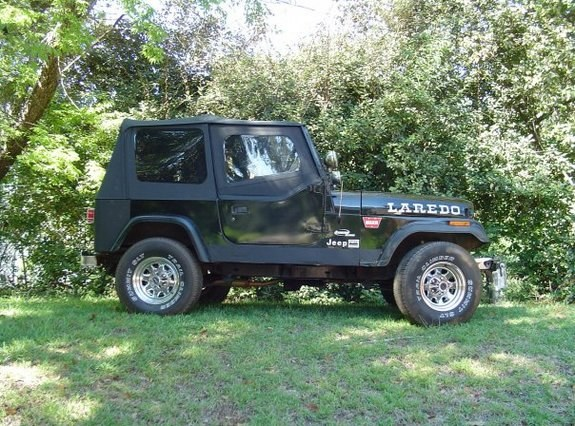 bulljeeper 1986 Jeep CJ7 9230160