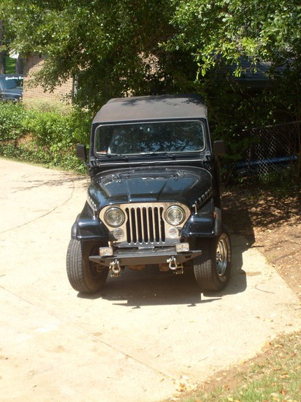 bulljeeper 1986 Jeep CJ7 9230173