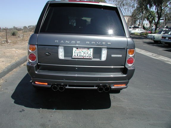 Another Chariotsoffire 2005 Land Rover Range Rover post... - 9228981