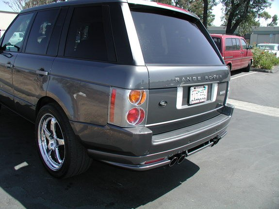 Another Chariotsoffire 2005 Land Rover Range Rover post... - 9228984