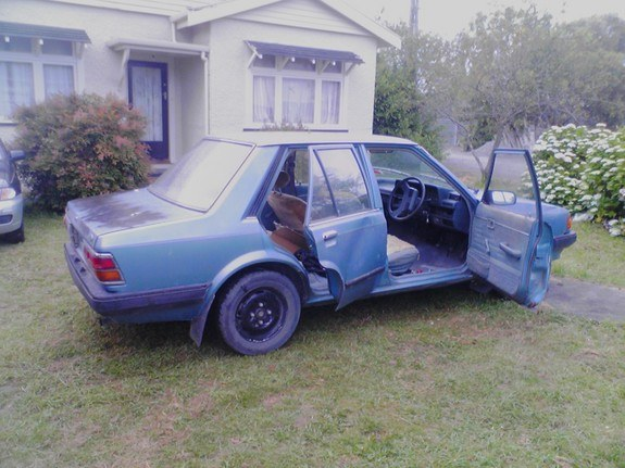 Another 5H4DY 1983 Ford Laser post... - 9231955