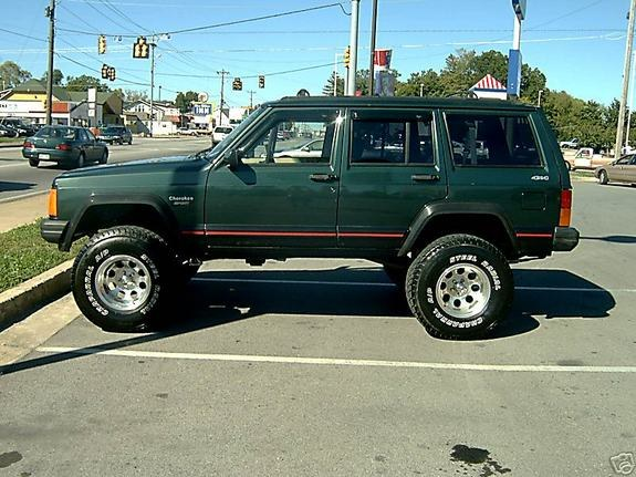 wesleys95awd 1994 jeep cherokee specs photos modification info at cardomain. Black Bedroom Furniture Sets. Home Design Ideas
