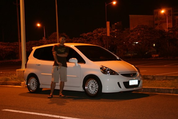 Another tahong 2007 Honda Jazz post... - 10317964