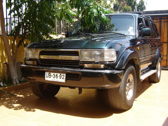 gjurovic 1997 Toyota Land Cruiser