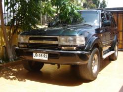 gjurovics 1997 Toyota Land Cruiser