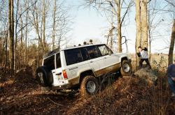 rollintroopers 1988 Isuzu Trooper