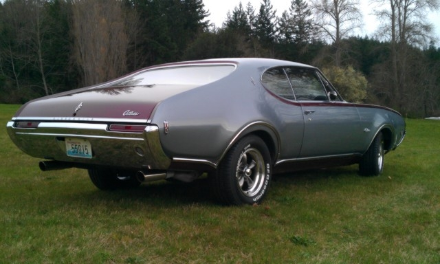 goose6891 1968 Oldsmobile Cutlass Supreme 15725570