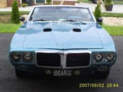 CarGuy66s 1969 Pontiac Firebird