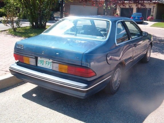 Another Peakster 1988 Ford Tempo post... - 10303746