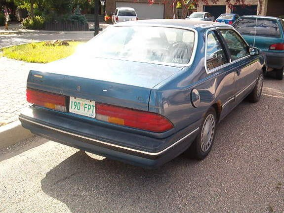 Another Peakster 1988 Ford Tempo post... - 10303753