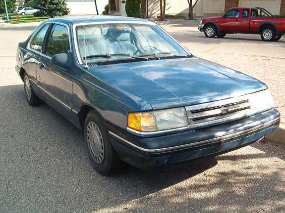 Another Peakster 1988 Ford Tempo post... - 10303754