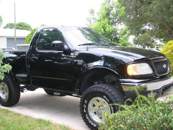 bobby02fx4 2002 ford f150 regular cab specs photos modification info at cardomain. Black Bedroom Furniture Sets. Home Design Ideas