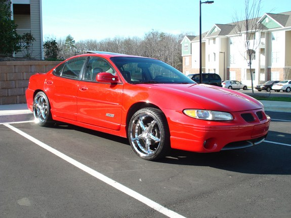 Another benzracing 1999 Pontiac Grand Prix post... - 9706607