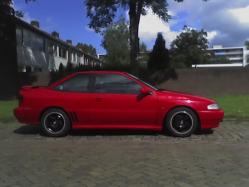 TPA80s 1993 Hyundai Scoupe