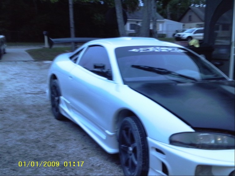 Another resurrection1995 1995 Mitsubishi Eclipse post... - 10306447
