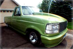 FORDMACHINESs 1994 Ford F150 Regular Cab