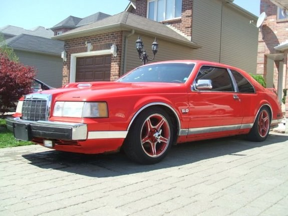 bilwee's 1988 Lincoln Mark VII
