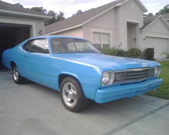 Another player1up 1973 Plymouth Duster post... - 10309728