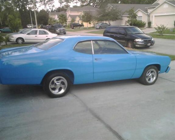 Another player1up 1973 Plymouth Duster post... - 10309730