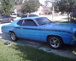 player1ups 1973 Plymouth Duster