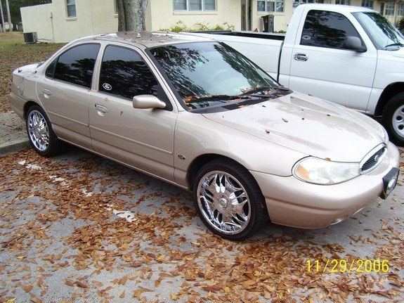 mayowhip86's 1999 Ford Contour