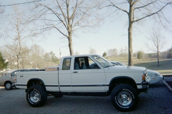 Large on 1993 Dodge Dakota Suspension Lift