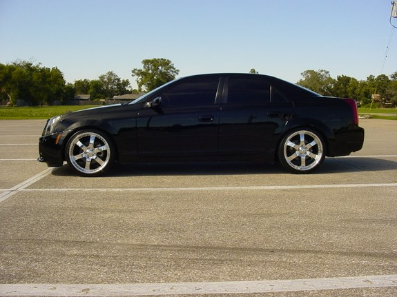 Teknocaddy 2003 Cadillac Cts Specs Photos Modification