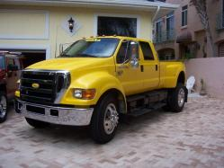zevo1 2008 Ford F350 Super Duty Crew Cab