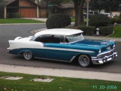 family56socals 1956 Chevrolet Bel Air