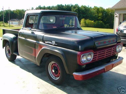West Herr Ford >> davebyers 1959 Ford F150 Regular Cab Specs, Photos, Modification Info at CarDomain