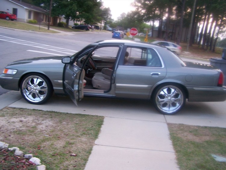 Another Ride_Til_I_Die 2002 Mercury Grand Marquis post... - 10356332